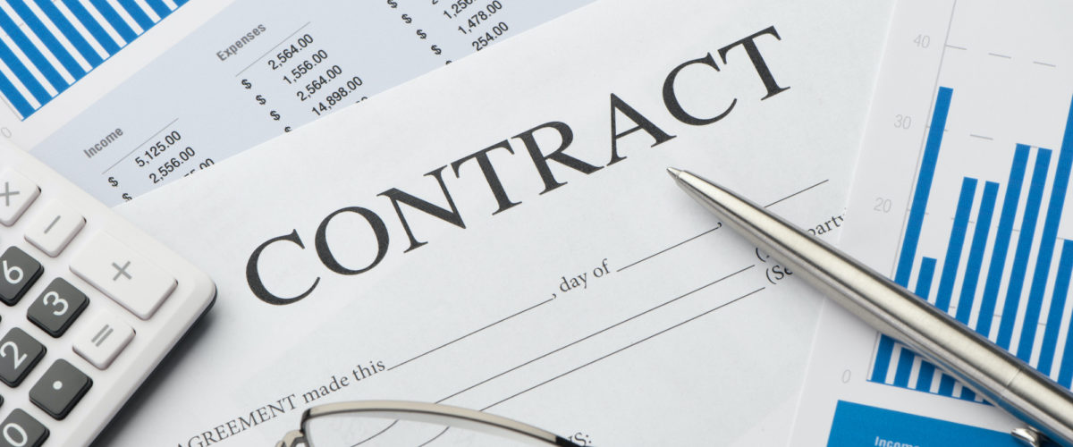 Managed care contract negotiation – Preparing to negotiate outline